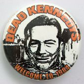Dead Kennedys - 'Welcome to 1984' 32mm Badge